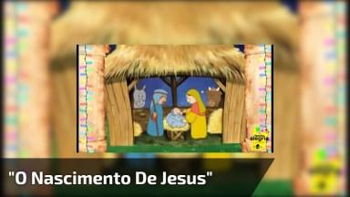 Vídeo De Natal Com História Jesus De Nazaré 'O Nascimento De Jesus'!