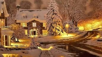 Video De Natal Com Música 'So This Is Christmas' Na Voz De Celine Dion!
