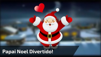 Vídeo De Natal Com Papai Noel Divertido, Para Compartilhar Com Os Amigos!