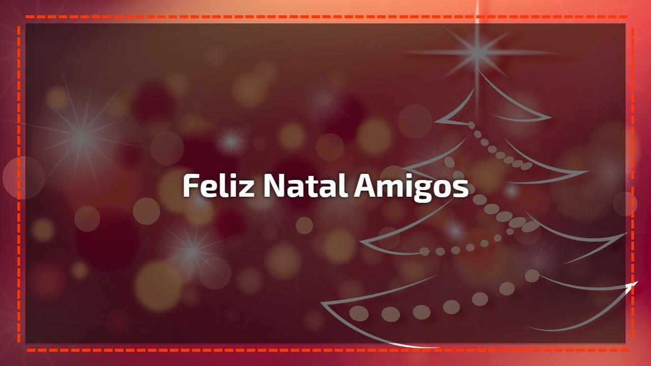 Feliz Natal Amigos