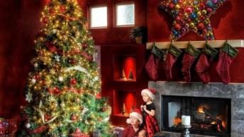 Vídeo De Natal Para Os Amigos! Receba As Mais Lindas Arvores De Natal!