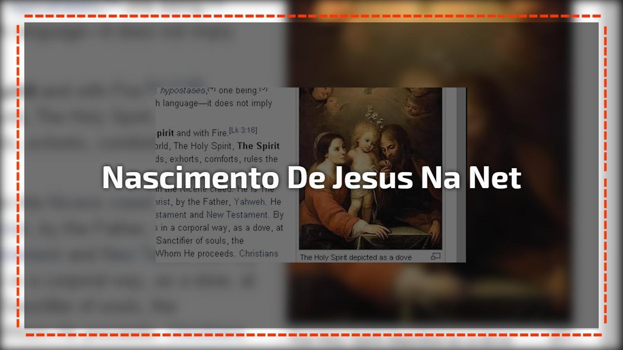 Vídeo mostra como seria o nascimento de Jesus se existisse internet na época!