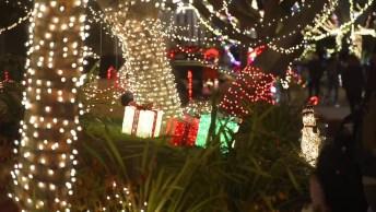 Vídeo Para Te Inspirar A Enfeitar Sua Casa Para O Natal! Da Só Uma Olhada!