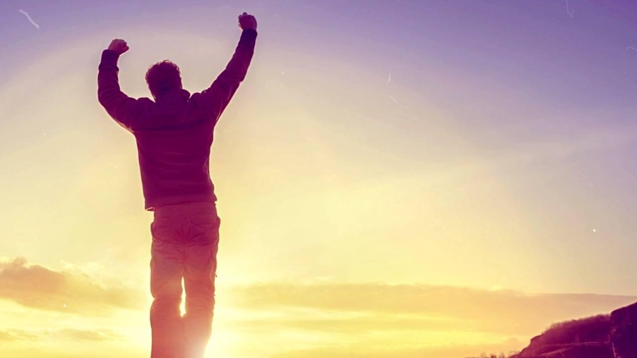 Mensagem de hoje é sexta-feira com otimismo
