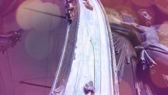 Mensagem De Hoje É Sexta-Feira Da Paixão - A Crucificação!
