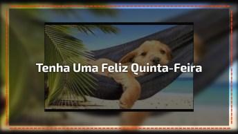 Mensagem Para Compartilhar Na Quinta-Feria Com Os Amigos Do Facebook!