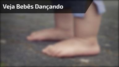 Veja Bebês Dançando A Música 'Sexta-Feira Sua Linda', Muito Divertido!