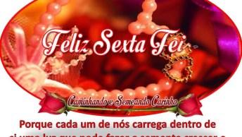 Vídeo De Feliz Sexta-Feira, Para Compartilhar Em Seu Facebook, Confira!