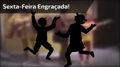 Vídeo De Sexta-Feira Engraçado, Para Compartilhar No Facebook!