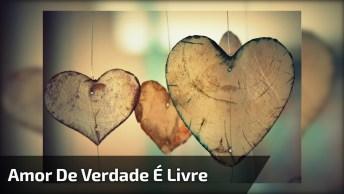 Indireta De Amor, Deixe Livre A Pessoa Que Ama. . . Compartilhe No Facebook!