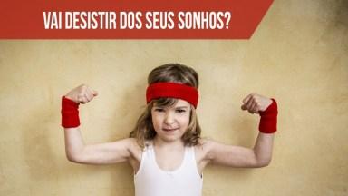 A Fraqueza É Algo Que Podemos Desistir Na Vida!
