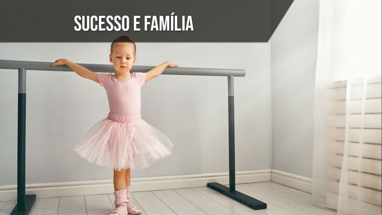 Equilibre trabalho com a família para ter sucesso!
