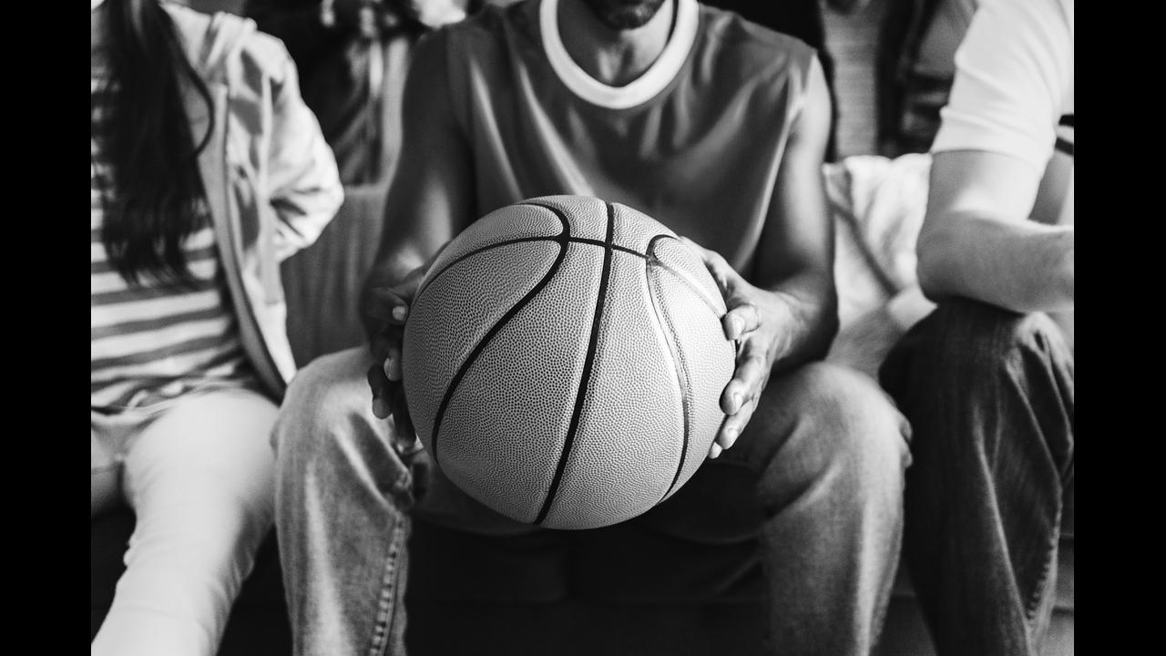 Mensagem de motivação para quem joga basquete
