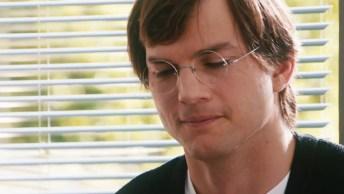 Mensagem Motivacional De Steve Jobs - Quando Você Cresce. . .