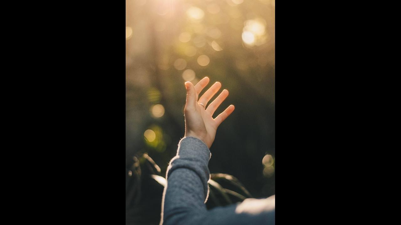 Vídeo motivacional com mensagem de fé!