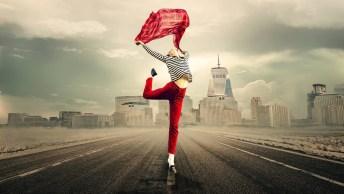 Vídeo Motivacional Com Mensagem De Otimismo! 'Eu Sei Que Você Vai Conseguir. . . '
