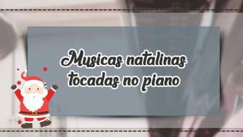 Musicas Natalinas Tocadas No Piano, Que Talento Incrível!