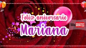 Parabéns Mariana, Espero Que Se Divirta!