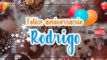 Parabéns Rodrigo, Uma Mensagem Personalizada Totalmente Grátis Para Este Dia!