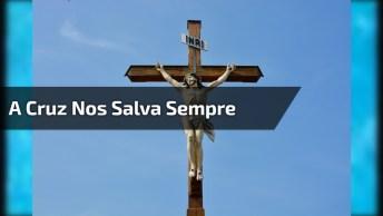 A História Do Fundo Da Piscina, A Cruz Nos Salvou E Nos Salva Sempre!