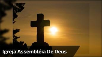 A Igreja Assembléia De Deus Que Virou Cartão Postal, Ela É Ponto Turístico!
