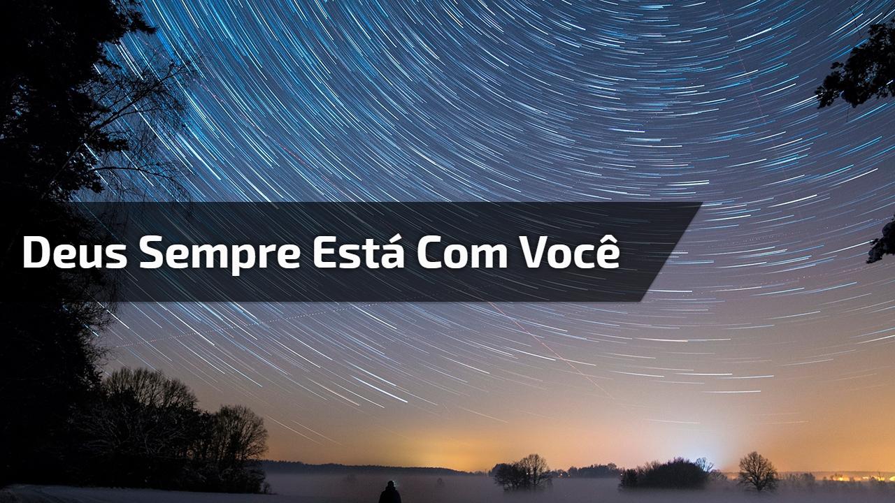 Boa Noite Gospel: Boa Noite Gospel, Deus Está Em Todos Os Momentos Da Nossa