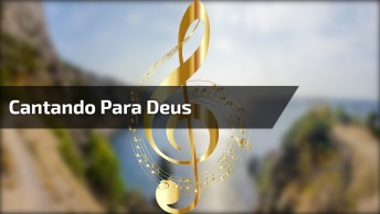 Criança Cantando Música Evangélica, Ela Tem Um Dom Divino!
