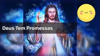 Deus Tem Promessas Para Mim E Para Você, Compartilhe Esse Vídeo No Facebook!