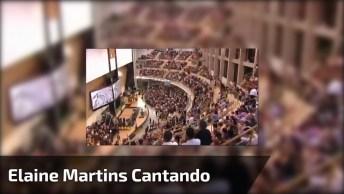 Elaine Martins Interpretando A Música Volte A Sonhar, Muito Lindo!