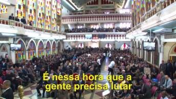 Hino Maravilhoso Cantado Na Igreja, Para Se Emocionar Com A Letra!