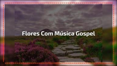 Imagens De Flores Com Música De Fundo Raridade De Anderson Freire!