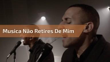 Linda Música Gospel De Peterson Ribeiro 'Não Retires De Mim'!