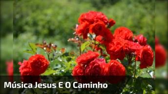 Lindas Imagens Com A Música De Heloisa Rosa - Jesus E O Caminho!