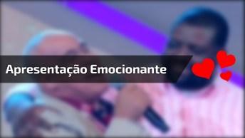 Mattos Nascimento Cantando Com Péricles, É Emocionante, Vale A Pena Conferir!
