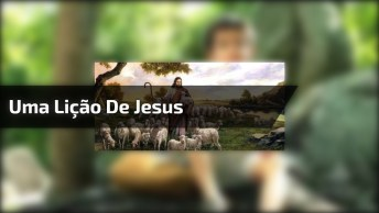 Menino Vai Te Passar Uma Linda Lição De Jesus Para Você, Confira!