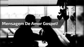 Mensagem Evangélica De Amor Gospel Com Musica Gospel Jamais Deixarei Você!