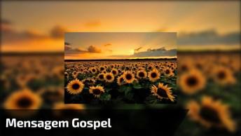 Mensagem Gospel Para Compartilhar Com Todos Amigos E Amigas Do Facebook!