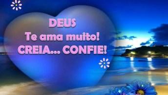 Mensagem Gospel Para Enviar A Todos Amigos E Amigas Especiais! Jesus Te Ama!