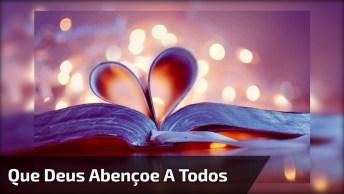 Mensagem Gospel Para Enviar Para Quem Você Deseja Que Seja Abençoado( A )!