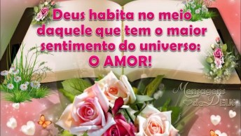Mensagem Gospel Para Facebook - Deus Te Abençoe Com Ricas Bençãos!