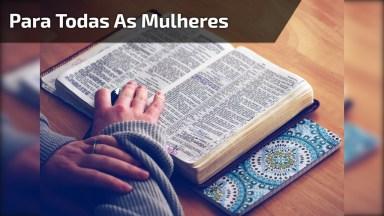 Mensagem Gospel Para Todas As Mulheres Que Governa Sua Casa!