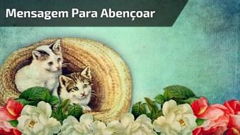 Mensagem Para Abençoar Os Amigos, Envie Pelo Whatsapp!