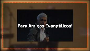 Mensagem Para Amigos Evangélicos! Pastor Claudio Duarte Sempre Incrível!
