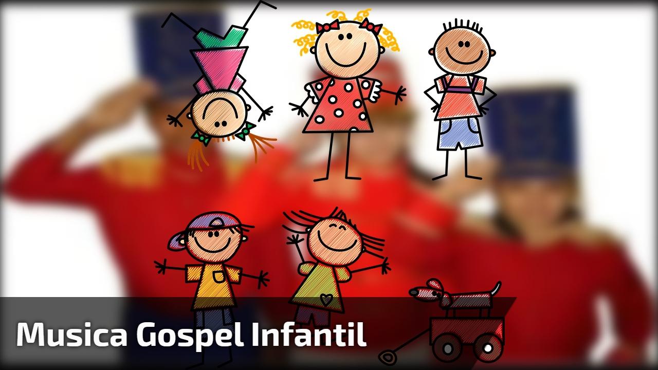 Musica gospel para crianças, vale a pena conferir e compartilhar!!!
