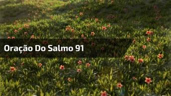 Oração Do Salmo 91 - Um Video Muito Lindo Para Compartilhar!