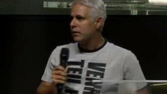 Pastor Claudio Duarte Explicando Um Pouco Sobre O Mundo Feminino, Confira!