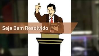 Pastor Claudio Duarte Falando Falando Sobre Ser Bem Resolvido, Confira!