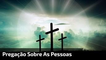 Pregação Sobre As Pessoas Que Querem Jesus, Mas Não Saem Da Zona De Conforto!