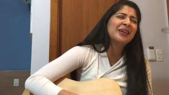 Trecho Da Música 'Eu Tenho Um Amigo' Na Voz De Claudia Canção!