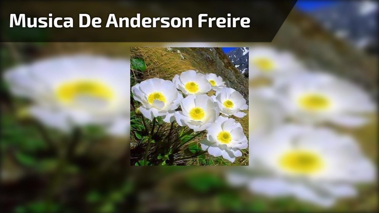 Musica de Anderson Freire